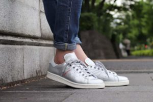 Top 10 zilveren sneakers dames · Juni 2019