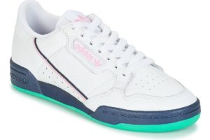 adidas-continental 80-dames-wit-g27724-witte-sneakers-dames
