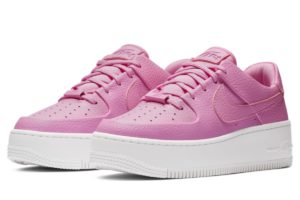 nike-air force 1-dames-roze-ar5339-601-roze-sneakers-dames