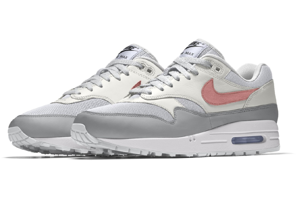 sports shoes cb618 69272 Nike Air Max 1 Dames Rood 943757 901 Rode Sneakers Dames