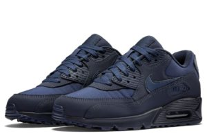 nike-air max 90-heren-blauw-537384-412-blauwe-sneakers-heren
