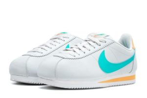 nike-cortez leather-dames-grijs-807471-019-grijze-sneakers-dames