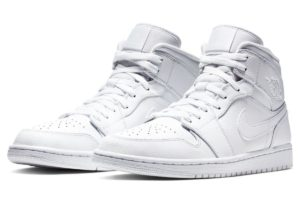 nike-jordan air jordan 1-heren-wit-554724-129-witte-sneakers-heren