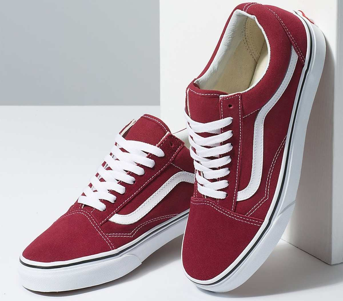 Top 10 Bordeaux Rode Sneakers Dames 3