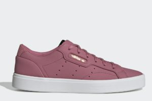 adidas-sleek-Dames-roze-G27352-roze-sneakers-dames