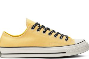 converse-all stars laag-heren-geel-164214c-gele-sneakers-heren