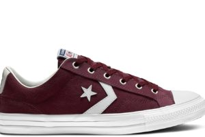 converse-star player laag-heren-bordeaux-163960c-bordeaux-sneakers-heren