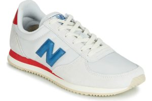 New Balance 220 Dames Wit U220gb Witte Sneakers Dames