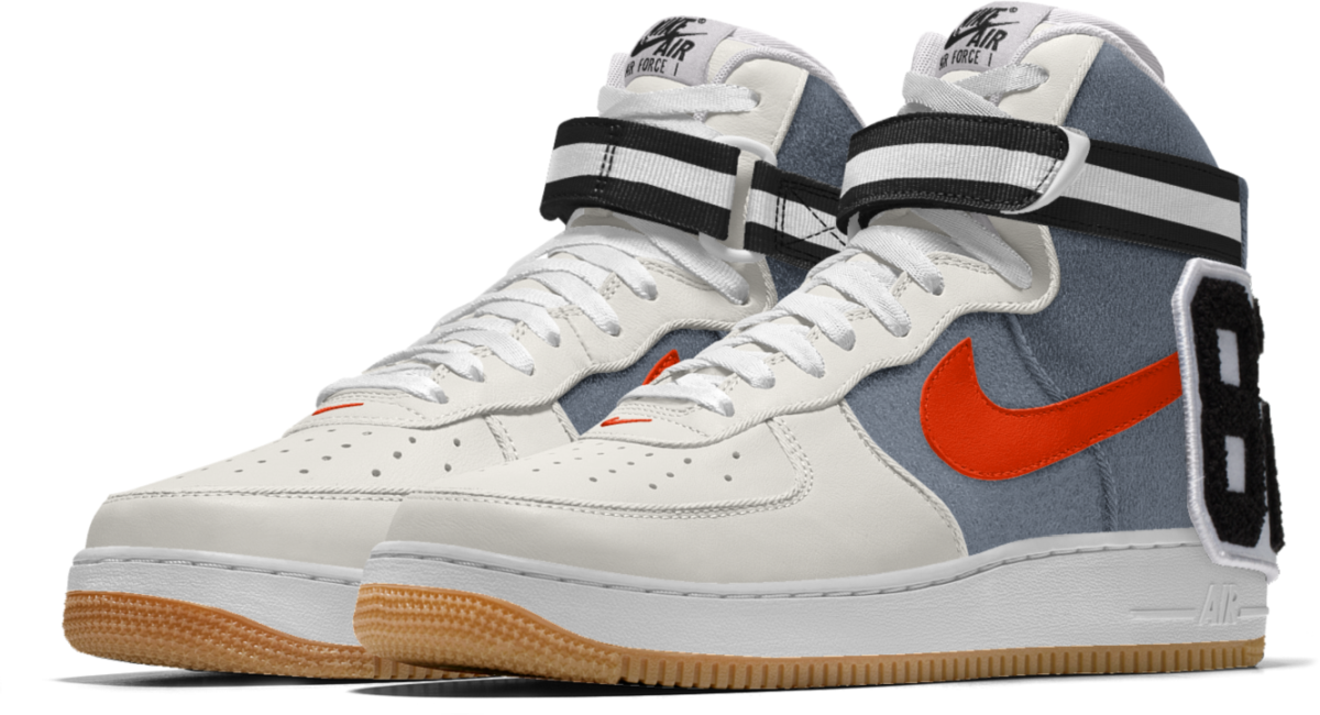 Nike Air Force 1 Dames Grijs Cq4019 992