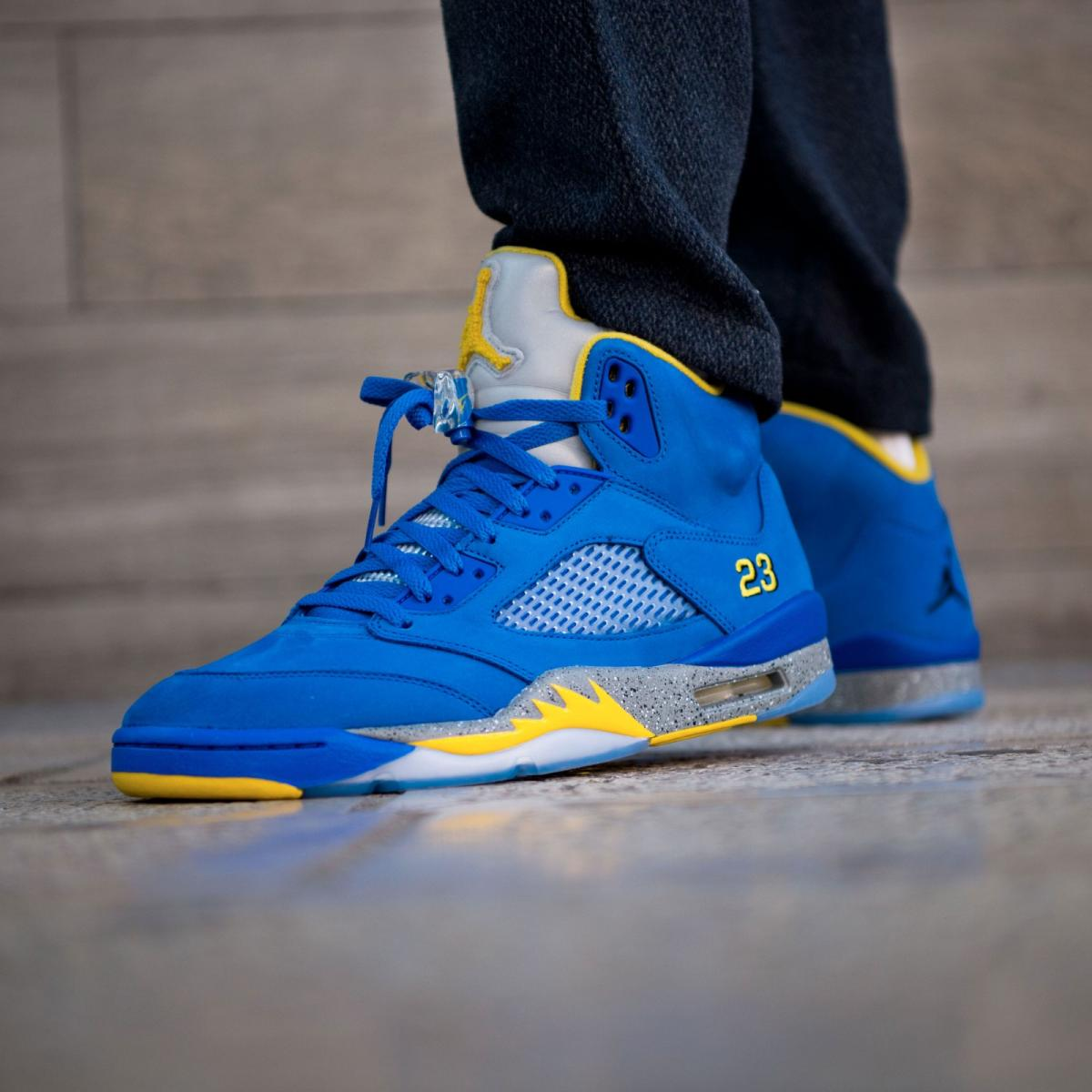 Nike Air Jordan 5 Laney Jsp Cd2720 400