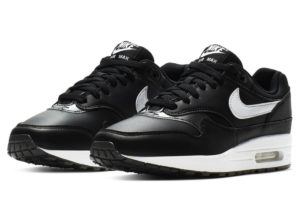 nike-air max 1-dames-zwart-319986-044-zwarte-sneakers-dames