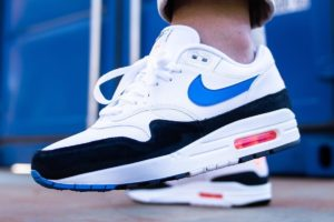 Nike Air Max 1 Heren Wit Ah8145 112