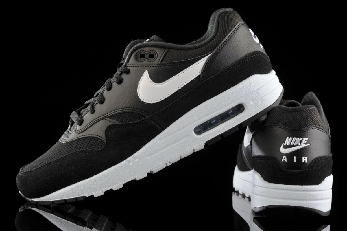 Nike Air Max 1 Zwart Heren Ah8145 014 12