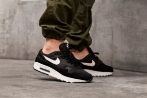 Nike Air Max 1 Zwart Heren Ah8145 014 5