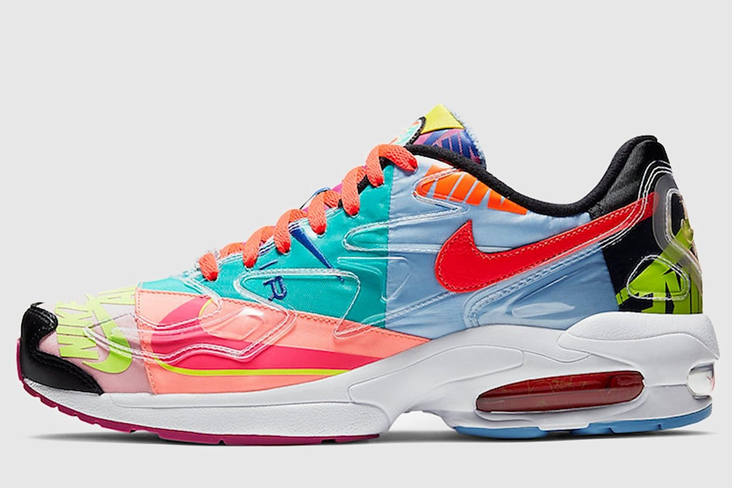 nike-air max 2 light-dames-multicolor-bv7406-001-multicolor-sneakers-dames