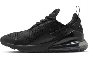 Nike Air Max 270 Heren Zwart Ci2671 001 Zwarte Sneakers Heren