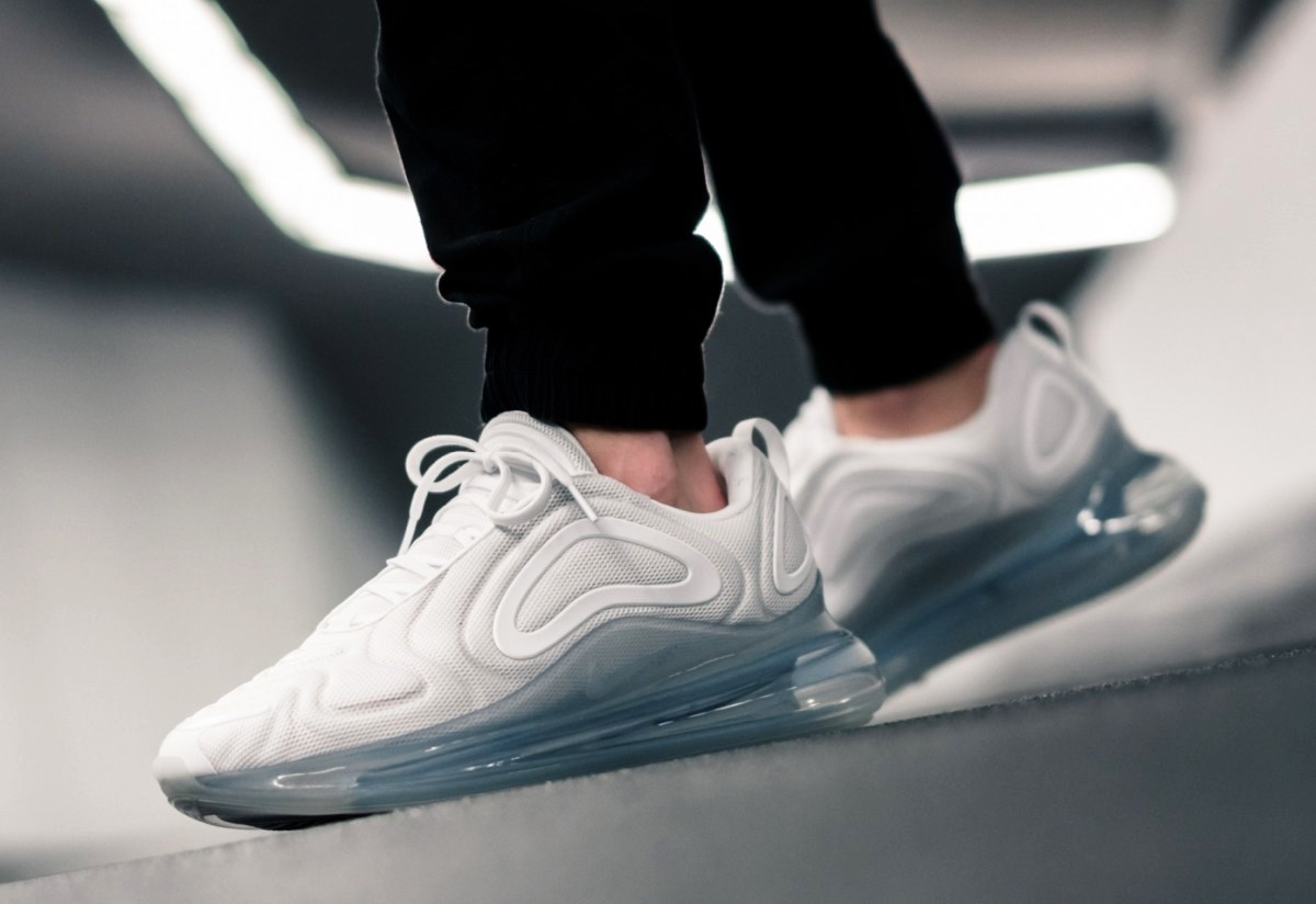 Nike Air Max 720 All White Ao2924 100 Mood 1