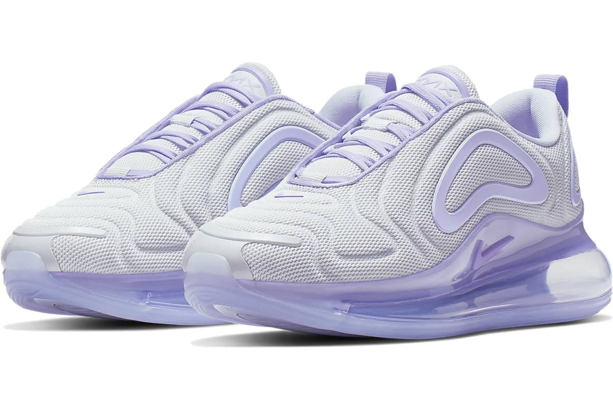 ᐅ • Review + Release: Nike Air Max 720 Dames Zilver