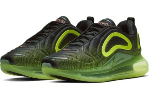 Nike Air Max 720 Heren Zwart Ao2924 008 Zwarte Sneakers Heren