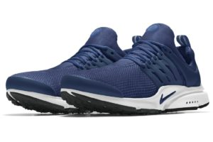 Nike Air Presto By You Nikeid Heren Blauw 846438 998 Blauwe Sneakers Heren