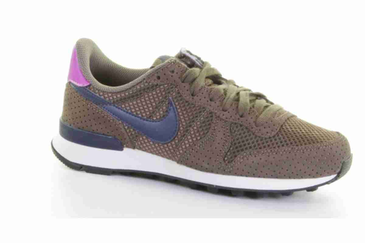 nike internationalist blauw dames sale