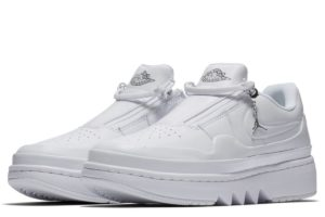 nike-jordan air jordan 1-dames-wit-av4050-100-witte-sneakers-dames