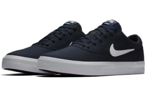 nike-sb charge slr-heren-blauw-cd6279-002-blauwe-sneakers-heren