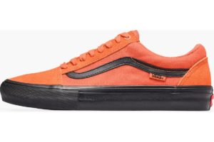 vans-old skool-oranje-dames