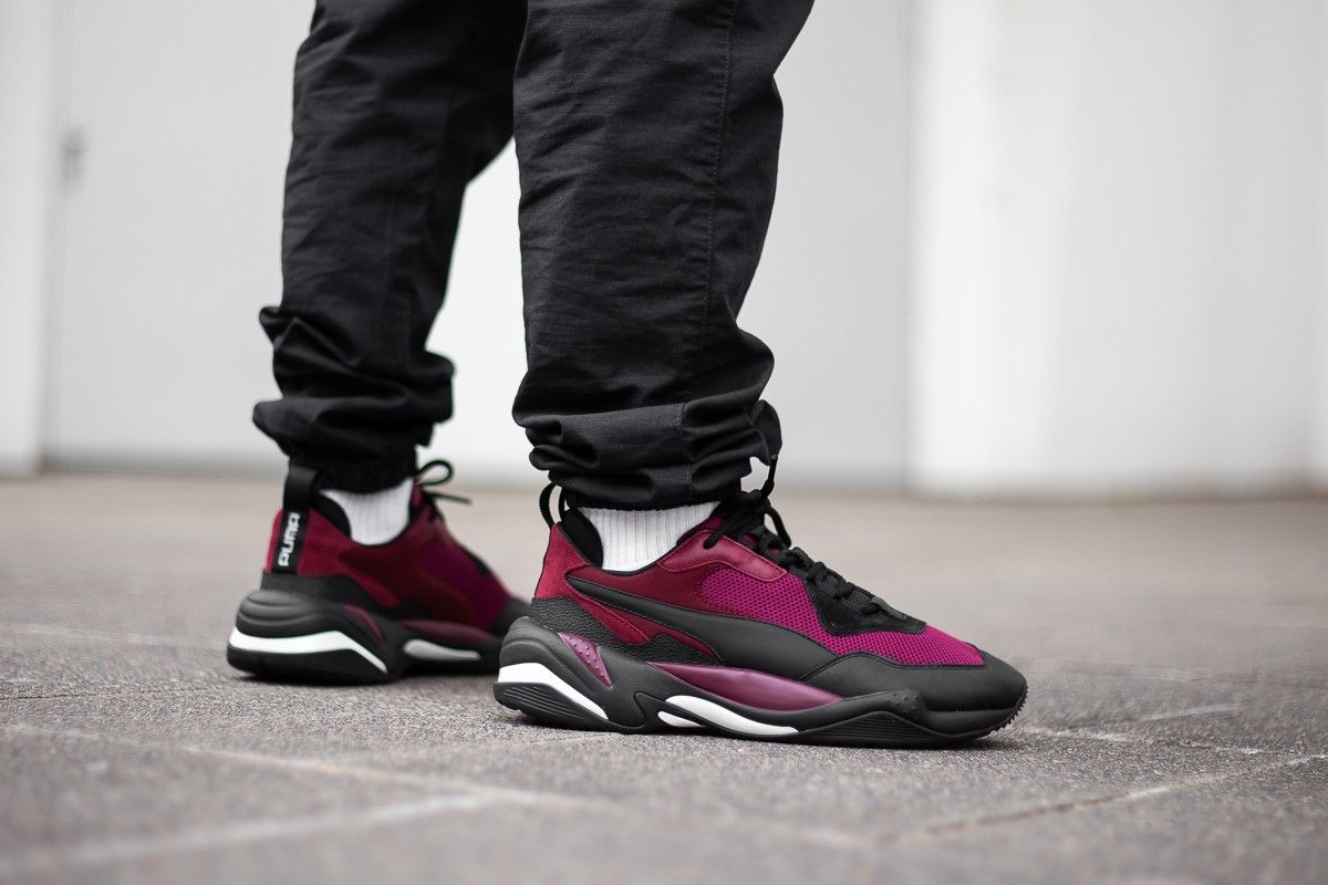 Top 10 Bordeaux Rode Sneakers Heren 10