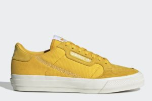 adidas-continental vulc-Unisex-goud-EF3520-gouden-sneakers-dames