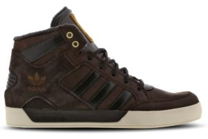 adidas-hardcourt-heren-bruin-bb0233-bruine-sneakers-heren