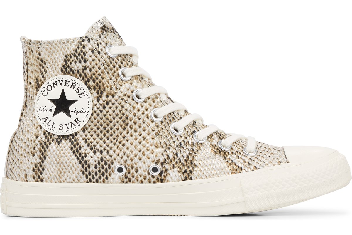 5c63665e8e1 converse-all stars hoog-dames-beige-164672c-beige-sneakers-. converse chuck  taylor all star wild print high top beige