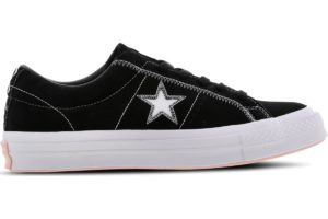converse-one star-dames-zwart-163034c-zwarte-sneakers-dames