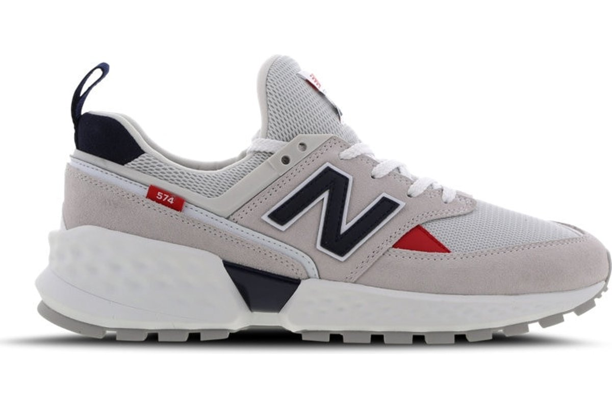 new balance 574 heren wit