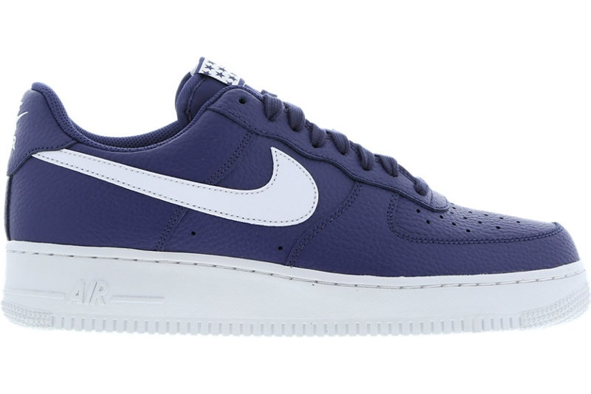 air force 1 lichtblauw