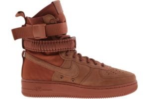 nike-air force 1-heren-oranje-864024-204-oranje-sneakers-heren