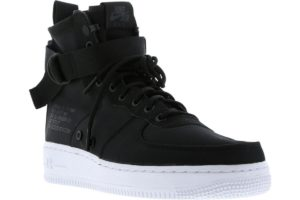 nike-air force 1-heren-zwart-917753-006-zwarte-sneakers-heren