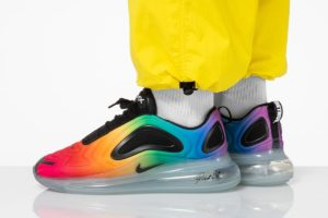 Nike Air Max 720 Heren Multicolor Cj5472 900 Multicolor Sneakers Heren