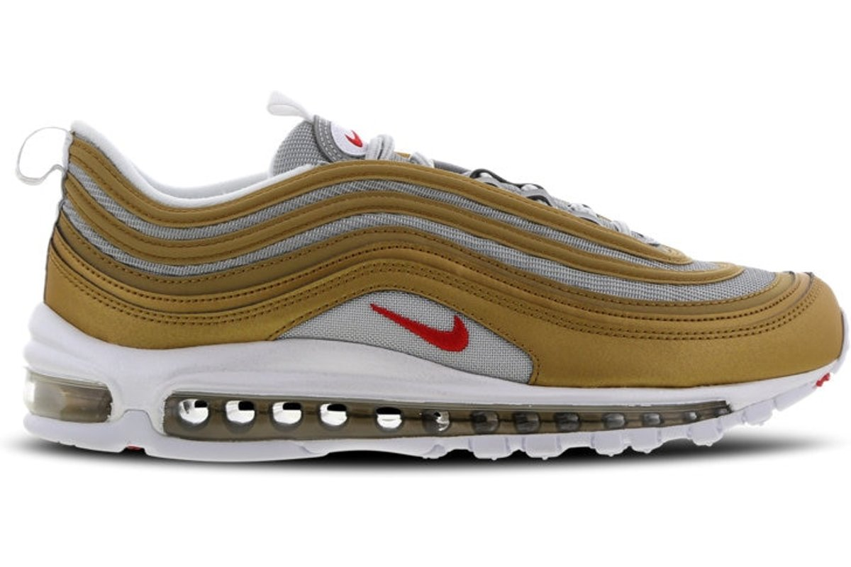 nike air max 97 goud heren