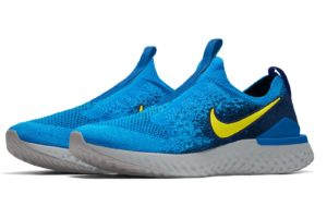 Nike Epic Phantom React Heren Blauw Ct3627 993 Blauwe Sneakers Heren