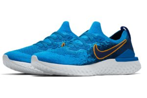 Nike Epic React Phantom By You Nikeid Heren Blauw Cj5288 994 Blauwe Sneakers Heren