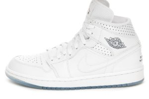 nike-jordan air jordan 1-dames-wit-ci9100-100-witte-sneakers-dames