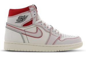 nike-jordan air jordan 1-heren-wit-555088-xxx-witte-sneakers-heren