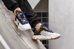 Review + Release: Nike React Element 87 Heren Multicolor