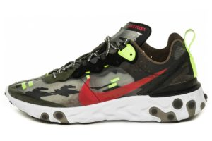 nike-react element-heren-groen-cj4988 200-groene-sneakers-heren
