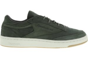 reebok-club c-heren-groen-bs7856-groene-sneakers-heren