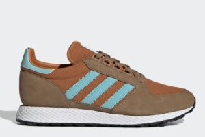 adidas-forest-grove-Heren-goud-EE5757-gouden-sneakers-heren