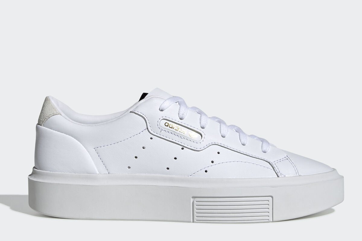 adidas-sleek-super-Dames-wit-EF8858-witte-sneakers-dames