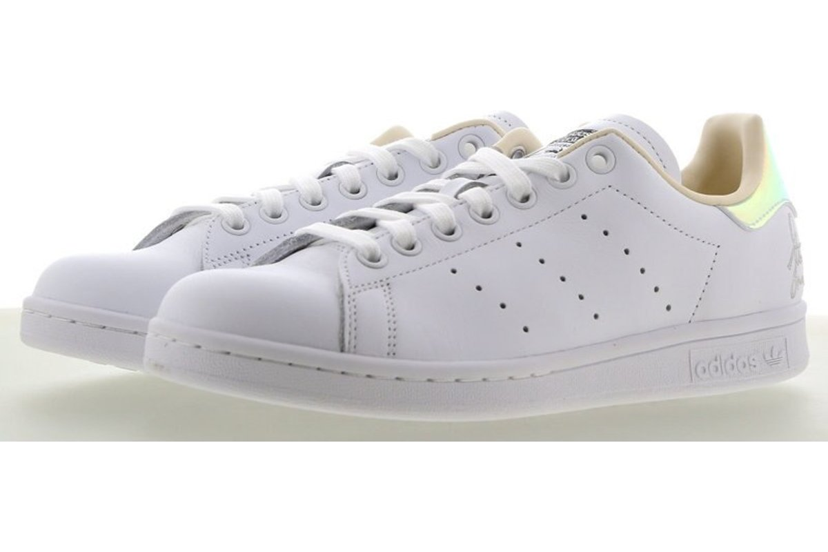 adidas stan smith blauw dames