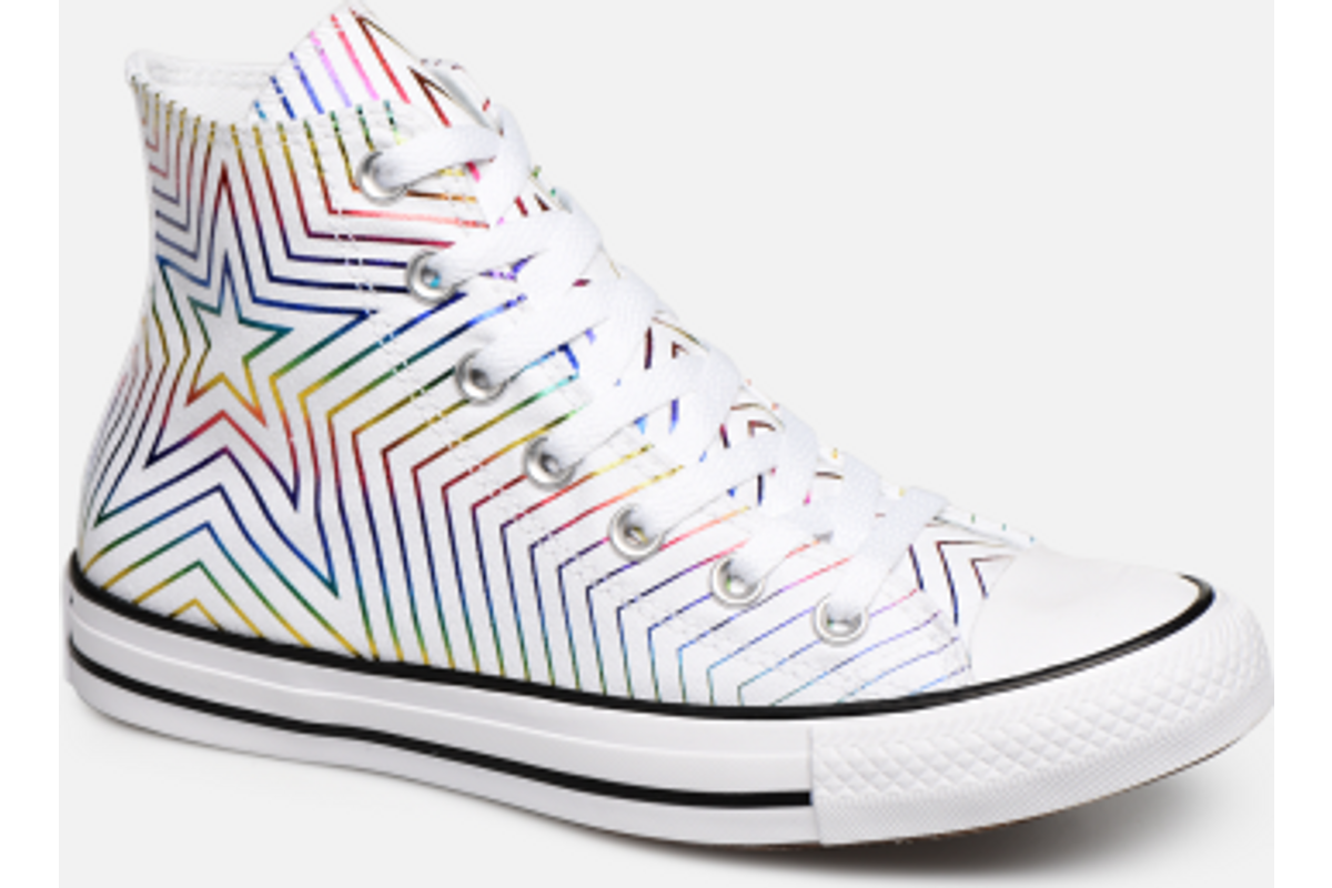 converse all stars dames hoog